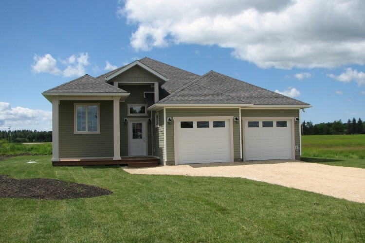 show home - green 007